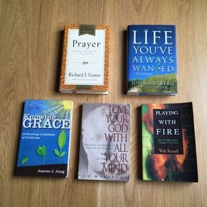 Spiritual Growth 5 Book Bundle